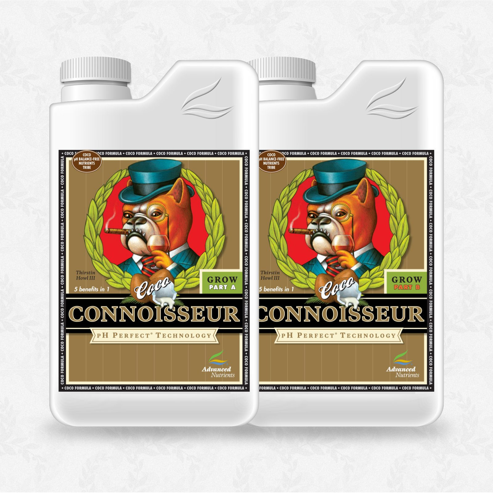 pH Perfect Connoisseur Coco Grow A&B 0.5L