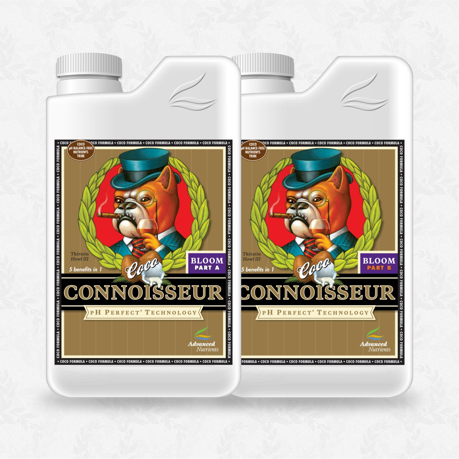 pH Perfect Connoisseur Coco Bloom A&B 0.5l