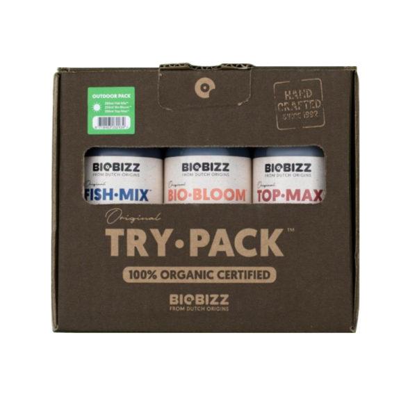 Biobizz Try-Pack Outdoor