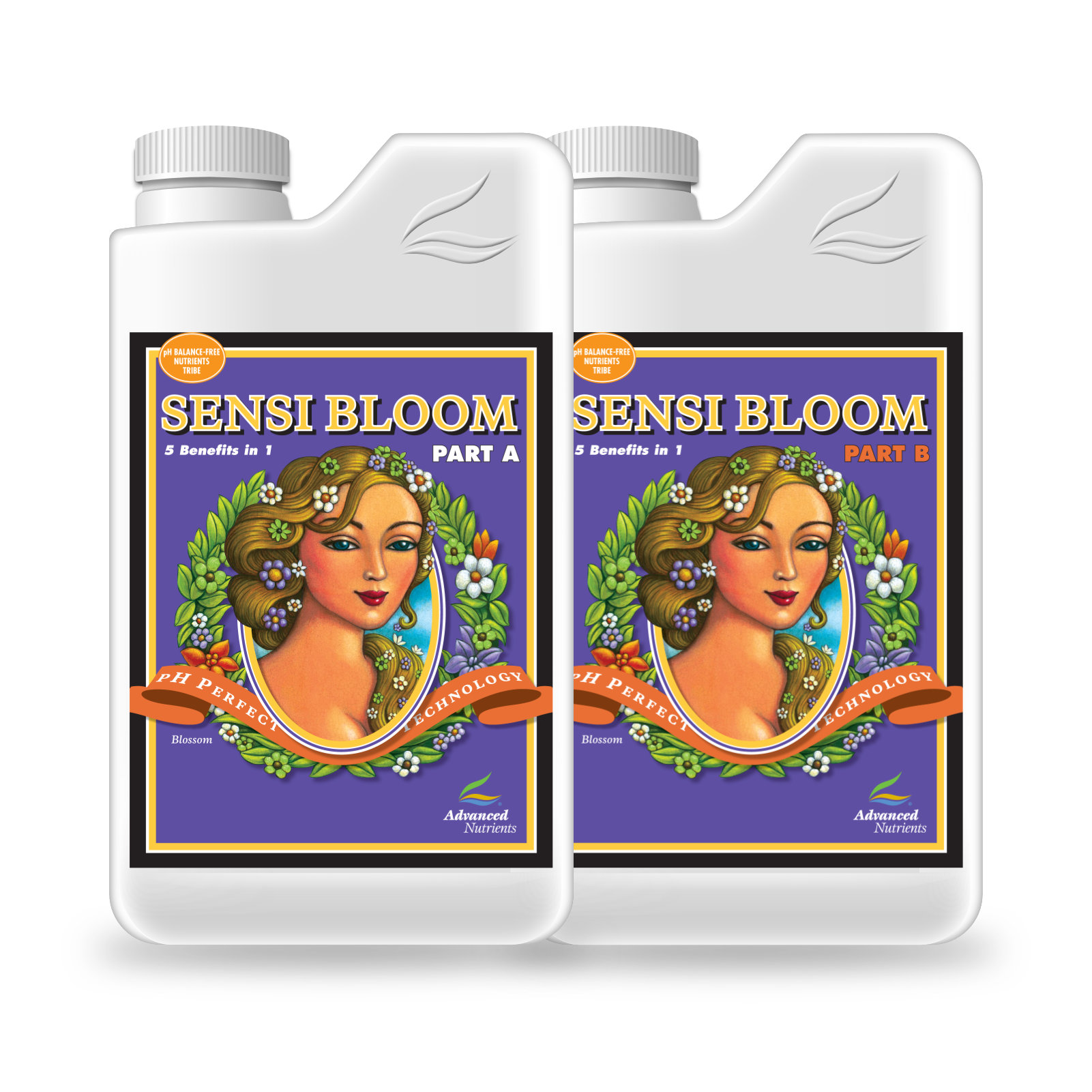 Advanced Nutrients pH Perfect Sensi Bloom Part A&B 1L