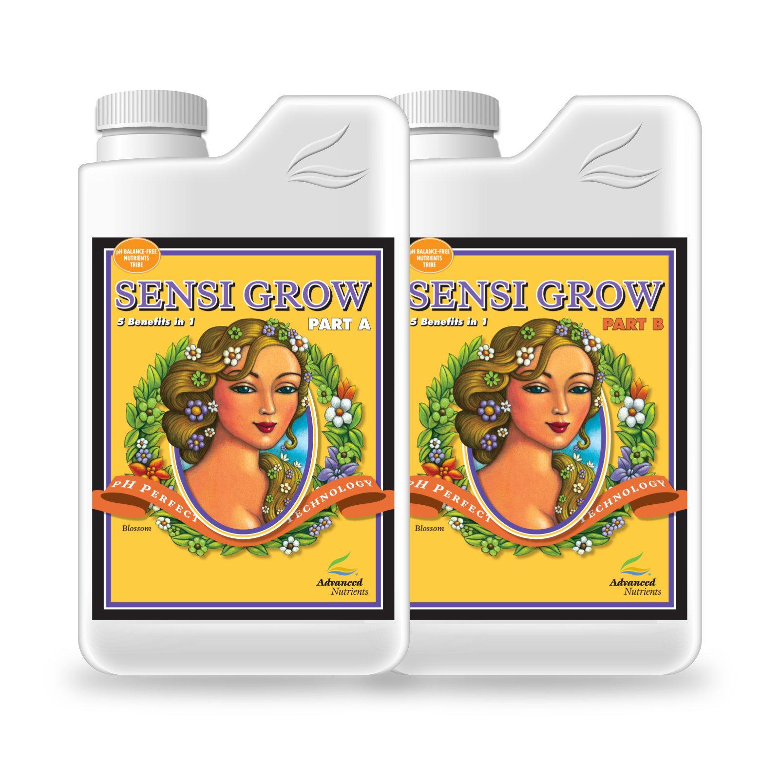 Advanced Nutrients pH Perfect Sensi Grow Part A&B 1L