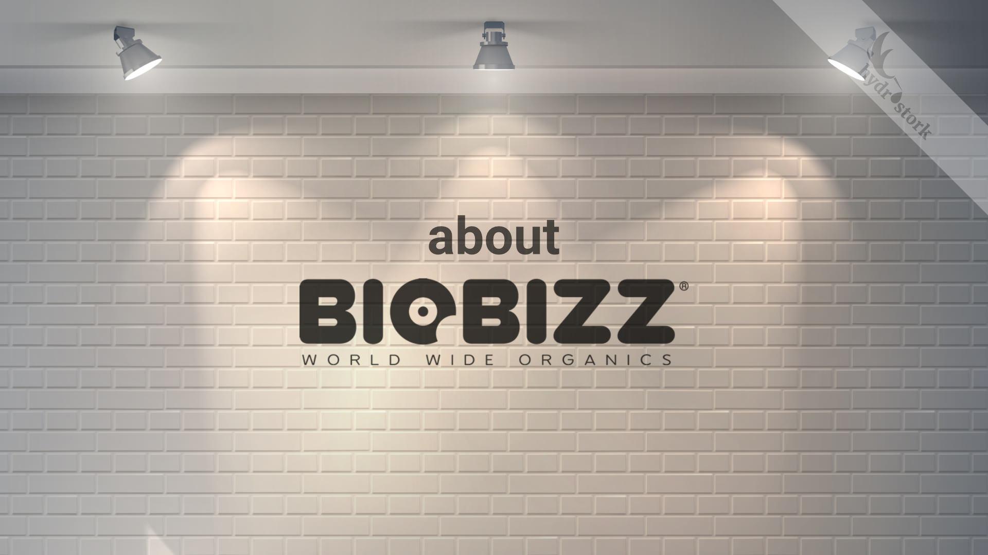About Biobizz guide