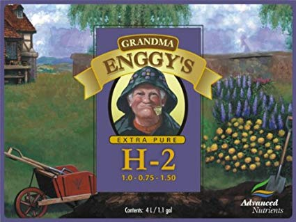 Advanced Nutrients Products Grandma Enggy's H-2