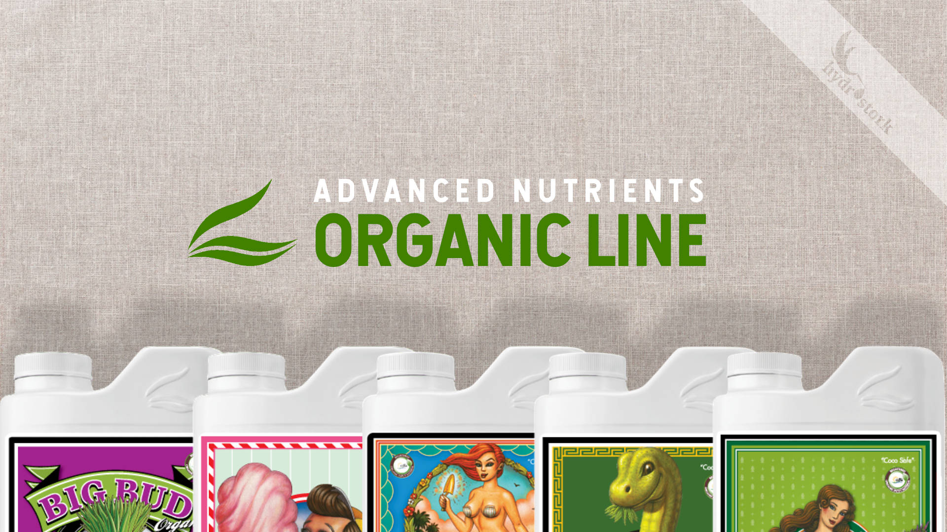 Advanced Nutrients Organic Products