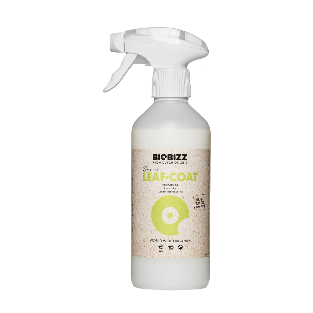 Biobizz Leaf-Coat - 500 ml Natural Latex Foliar Spray