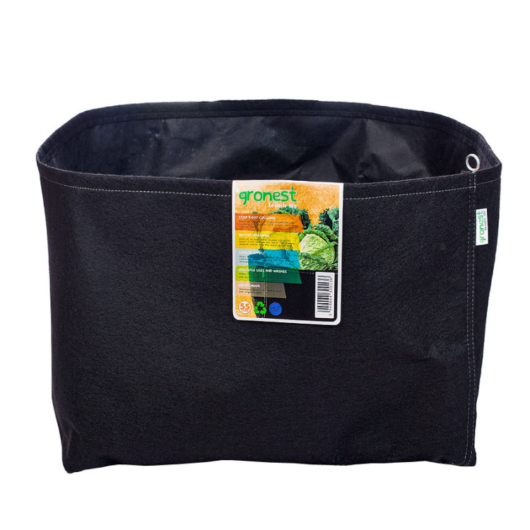 55L (15 Gallons) Large Grow Bags For Plants