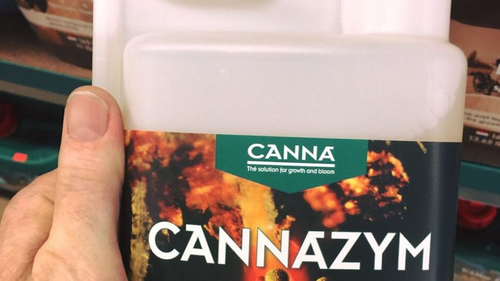 What does CANNAZYM Do and how to use it