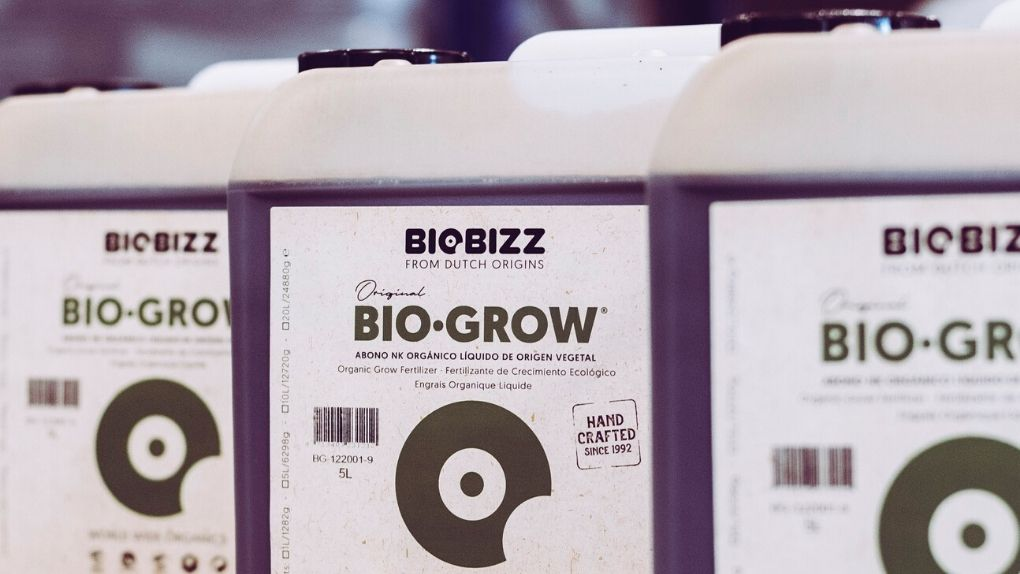 Discover all about Biobizz Bio-Grow dosage, ingredients, NPK, feeding chart & more.