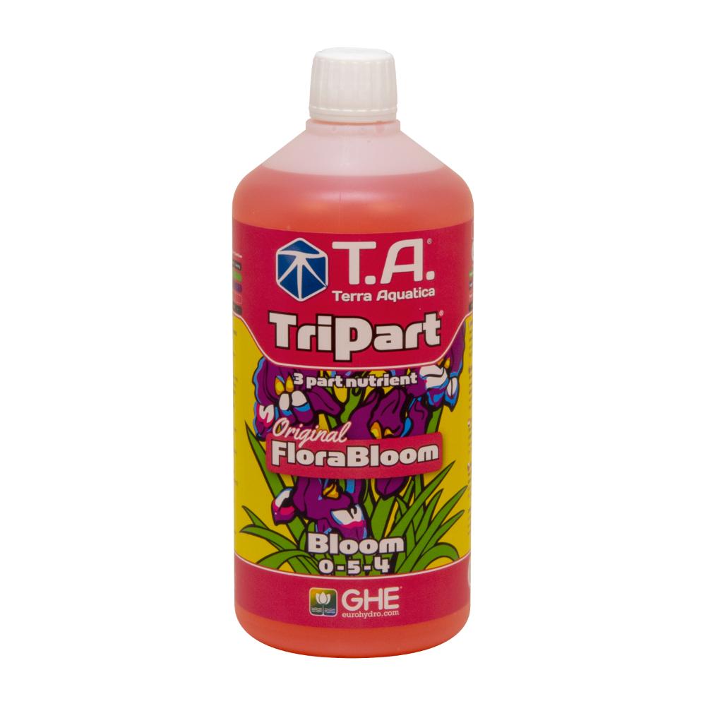 Terra Aquatica TriPart Flora Bloom 1L