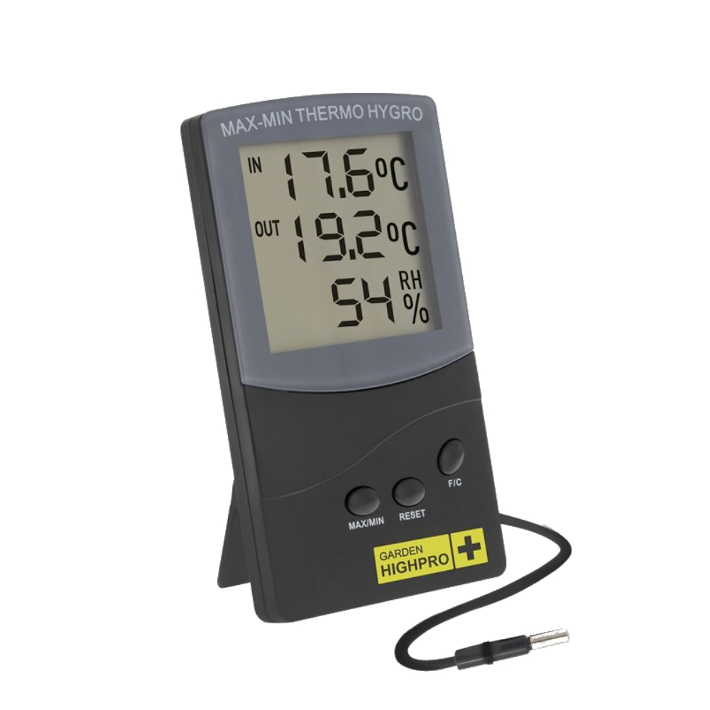 Garden HighPro Thermo-Hygrometer 1.5m Probe Lead