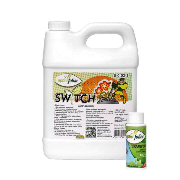 Optic Foliar Switch 1 L (incl Transport 60 ml)