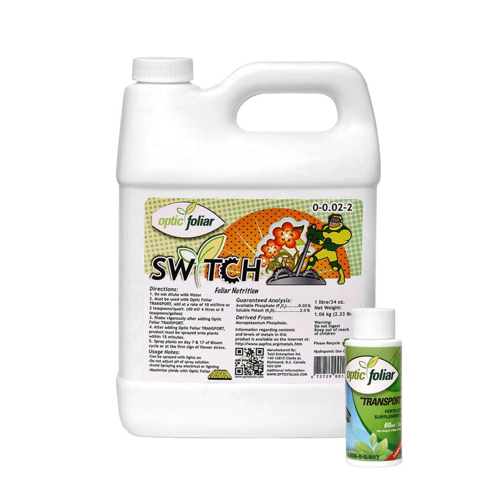 Optic Foliar Switch 1 L (incl Transport 60 ml)