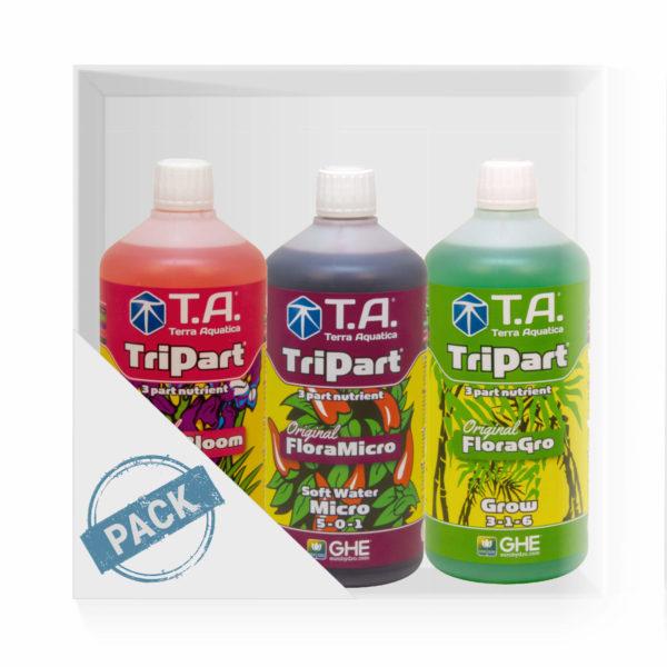 Terra Aquatica TriPart Soft Water 1L