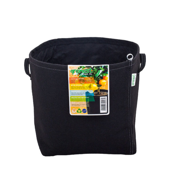 Gronest Fabric Pot - 19 Litres (5 Gallons)