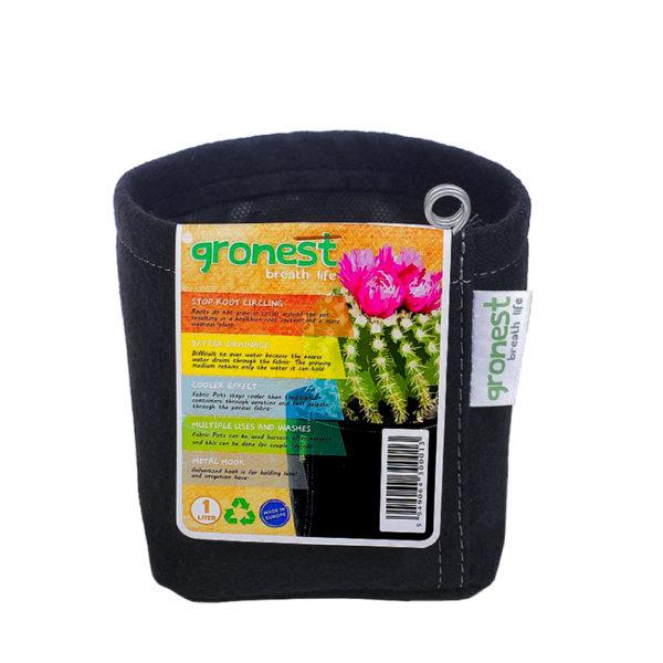Gronest Fabric Pot 1L